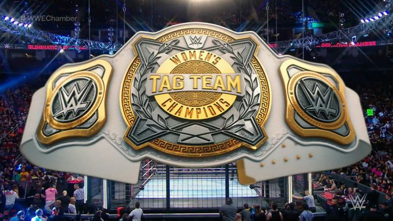 WWE, Eliminations Chamber, WWE Women's Tag Team Championship, Bayley, Sasha Banks, Nia Jax,