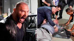 WWE, RAW, Monday Night Raw, Batista, Ric Flair, Triple H, WrestleMania, WrestleMania35