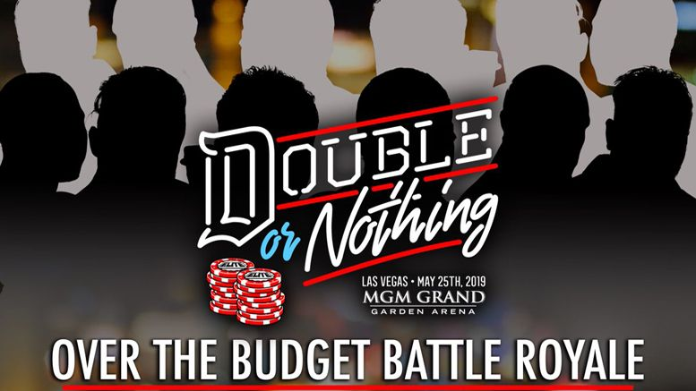 Over Budget Battle Royal Confirmed For AEW'S