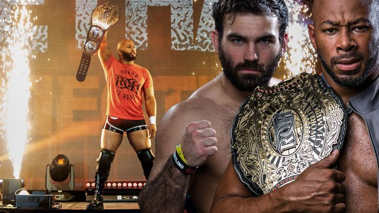 RoH, Ring of Honor, David Starr, Jay Lethal, Israel,
