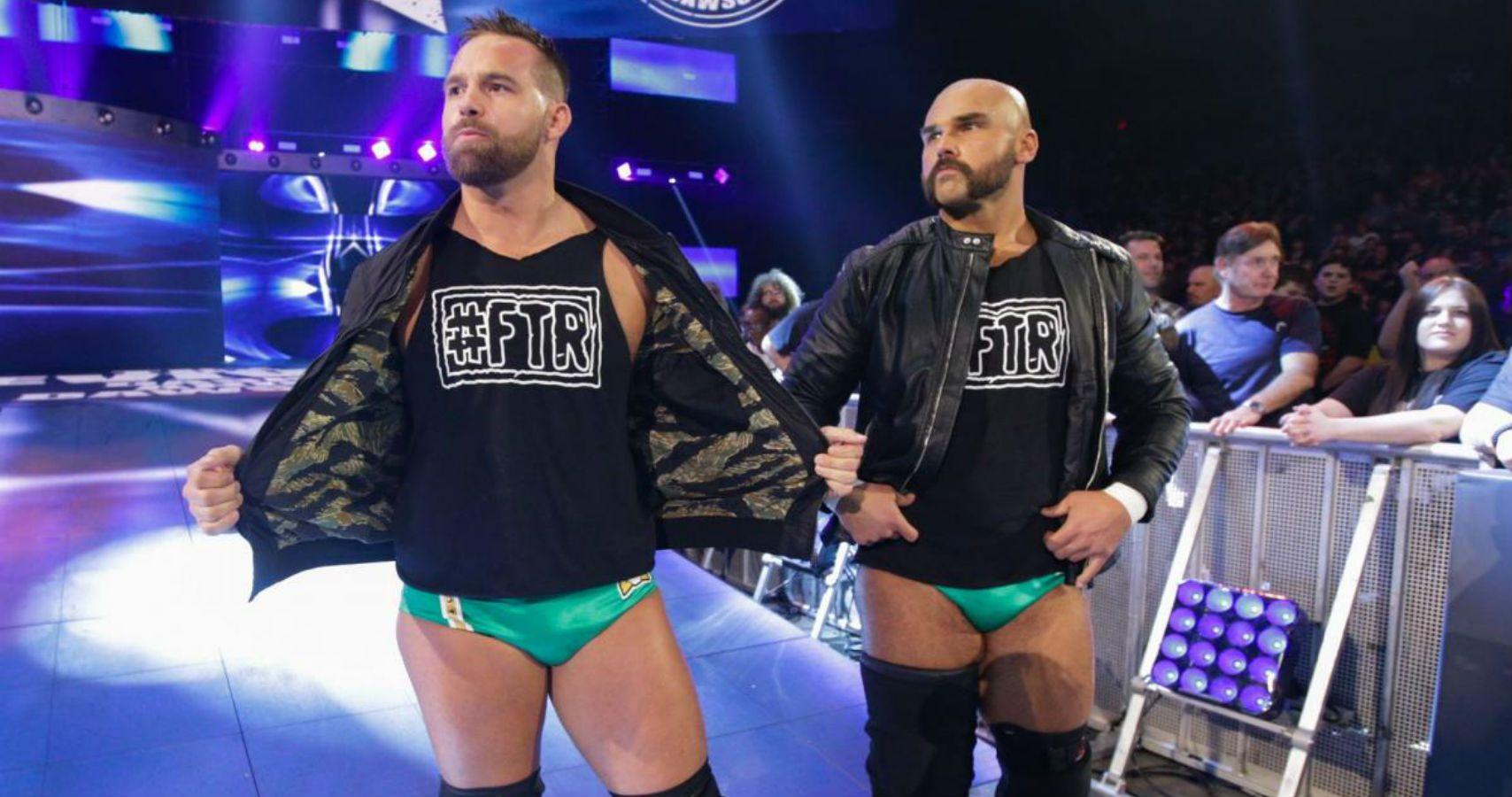 The Revivial, Scott Dawson, Dash Wilder, WWE, Raw, Tag Team, Raw Tag Team champions