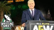 cody rhodes interview all elite wrestling tv show double or nothing selling out sell arn anderson