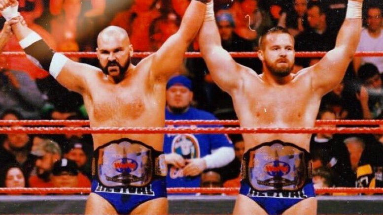 dash wilder revival tag team championship classic
