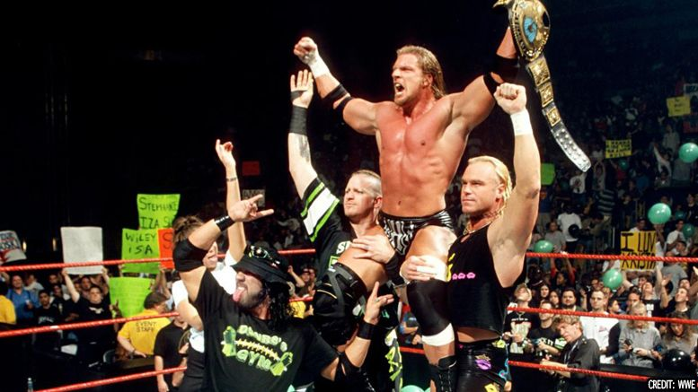 D-Generation X, DX, WWE, Mike Tyson, Hall of Fame, WWE Hall of Fame