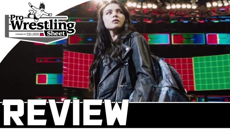 fighting with my family review video paige biopic