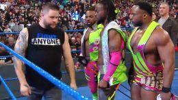 Kevin Owens, SmackDown Live, SmackDown, Kofi Kingston, Fastlane, WrestleMania