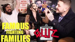 paige fighting with my family famous quiz funny video