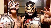 pentagon jr, fenix, aew, all elite wrestling,