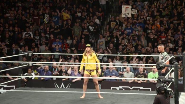 Matt Riddle - NXT TakeOver WarGames