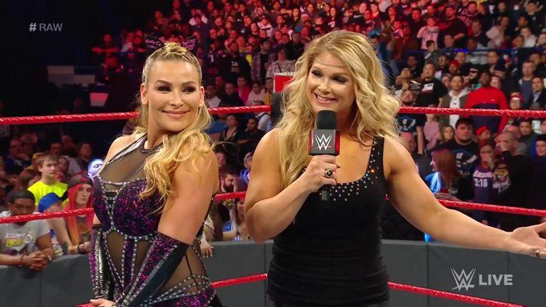 Beth Phoenix, Natalya, Bayley, Sasha Banks, WrestleMania, Women's Tag Team Championships