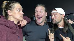all elite wrestling, aew, chirs jericho, jay and silent bob, kevin smith, jason mewes