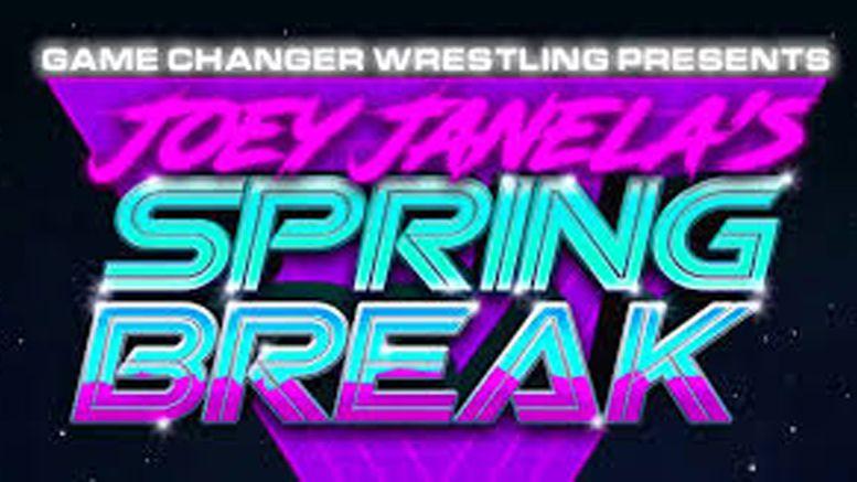 Joey Janela's Spring Break, Joey Janela, ECW, 911