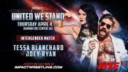 Joey Ryan, Tessa Blanchard, Eli Drake, Impact, impact wrestling, united we stand, Twitch