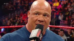 Kurt Angle, WWE, WrestleMania, Retirement