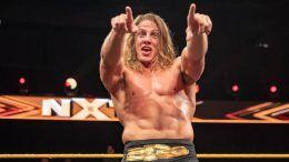 Matt Riddle, Kurt Angle, NXT, Raw, WrestleMania, WWE