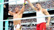 WWE, Mojo Rawley, Rob Gronkowski, NFL