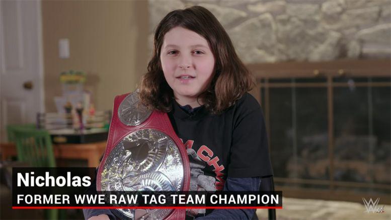 WWE, Nicholas, Braun Strowman, Raw, WrestleMania 34,