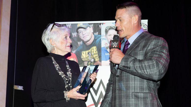 WWE, Hall of Fame, WWE Hall of Fame, Warrior Award, Ultimate Warrior, Dana Warrior