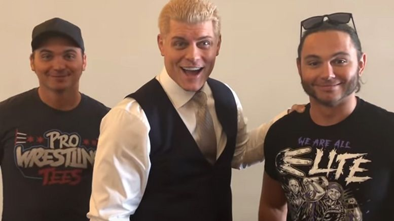 aew the librarian being the elite all elite wrestling