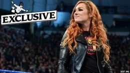becky lynch new wwe contract signs wrestlemania ronda rousey deal