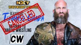 Tommaso Ciampa, nxt, wwe, chaotic wrestling