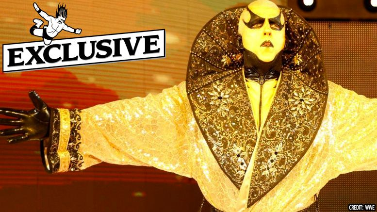 goldust wwe deal expired contract aew double or nothing