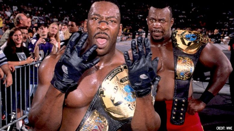 harlem heat wwe hall of fame wcw tag team stevie ray booker t