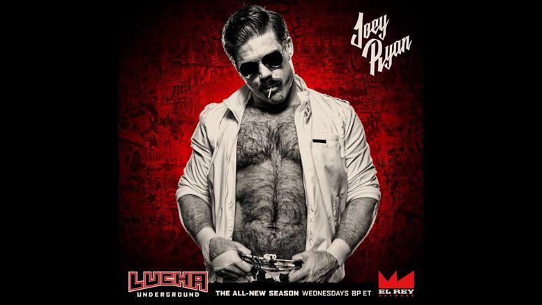 El Hijo del Fantasma, Texano Jr., Ivelisse, Joey Ryan, Kobra Moon, El Rey, Lucha Underground