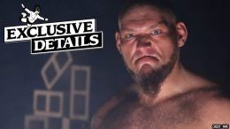 lars sullivan wwe raw debut anxiety update good place
