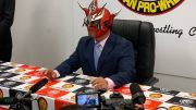 Jushin Thunder Liger, Liger, WWE, NXT, Japanese Wrestlers, Japan, Retirement