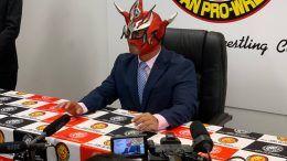 Jushin Thunder Liger, Liger, WWE, NXT, Japanese Wrestlers, Japan, Retirement