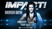 Madison Rayne, IMPACT, TNA, RoH, Ring of Honor. Mae Young Classic