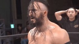 pac neville wrestlecon not appearing visa issues