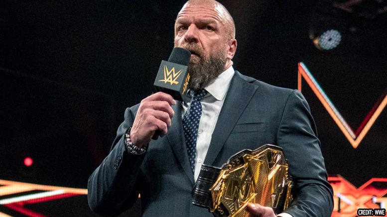 triple h nxt takeover media conference call notes