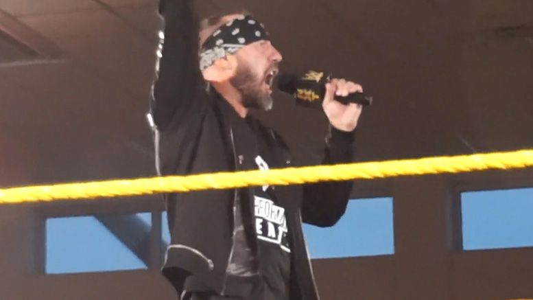 WWE, NXT, Full Sail, Performance Center, X-Pac, DX, Hall of Fame, WWE Hall of Fame, D-Generation X, Sean Waltman