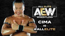 CIMA, AEW, All Elite Wrestling, Cody Rhodes, Young Bucks