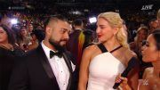 WWE, Hall of Fame, WWE Hall of Fame, Charlotte Flair, Andrade, Andrade Almas