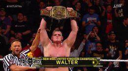 pete dunne, walter, wwe, nxt, nxt uk, nxt takeover, wrestlemania, wwe united kingdom championship