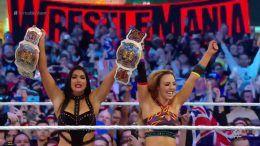 WWE, IIconics, Peyton Royce, Billie Kay, WWE Women's Tag Team Championship