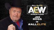 Jim Ross, JR, AEW, TV, All Elite Wrestling