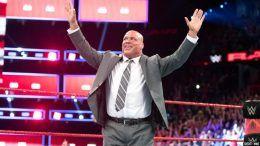 wwe, raw, smackdown, wrestlemania, wrestlemania 35, john cena, kurt angle, retirement