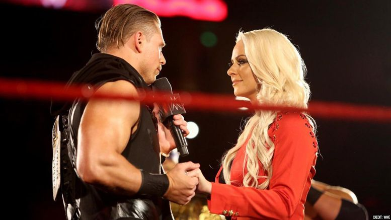 WWE, SmackDown Live, Miz and Mrs, Maryse, USA Network