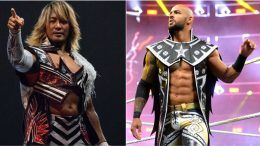 WWE, NXT, New Japan, NJPW, New Japan Pro Wrestling, Ricochet, Hiroshi Tanahashi, lilian garcia