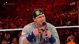 WWE, John Cena, Elias, WrestleMania