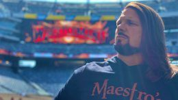 wwe, wrestlemania, randy orton, smackdown live, aj styles, injury