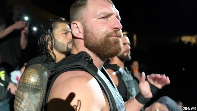dean ambrose moved wwe alumni active roster