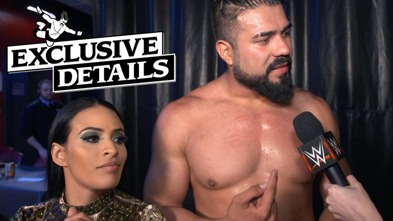 andrade zelina vega smackdown superstars shake-up shakeup