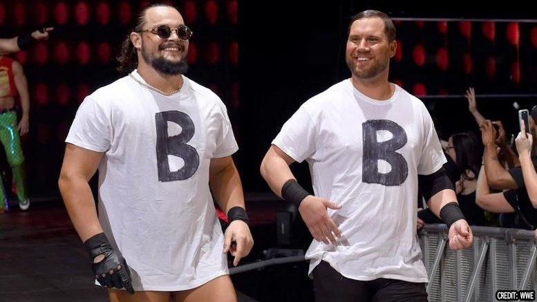 b team bo dallas curtis axel wwe smackdown live raw