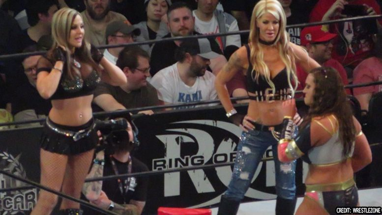 beautiful people impact ring of honor g1 supercard