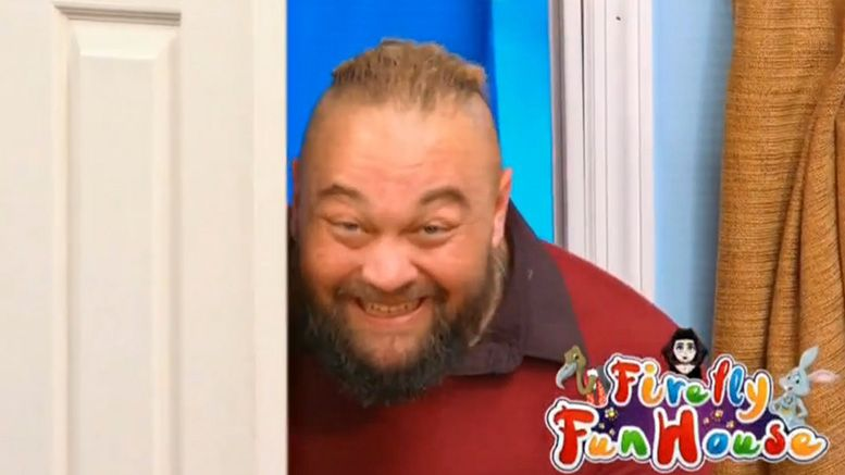 Bray Wyatt Returns In Firefly Fun House On WWE Raw